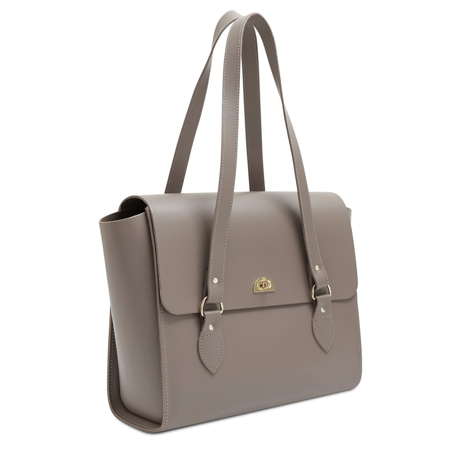 Mink Cambridge Satchel Emily Tote Women's Laptop & Work Bag