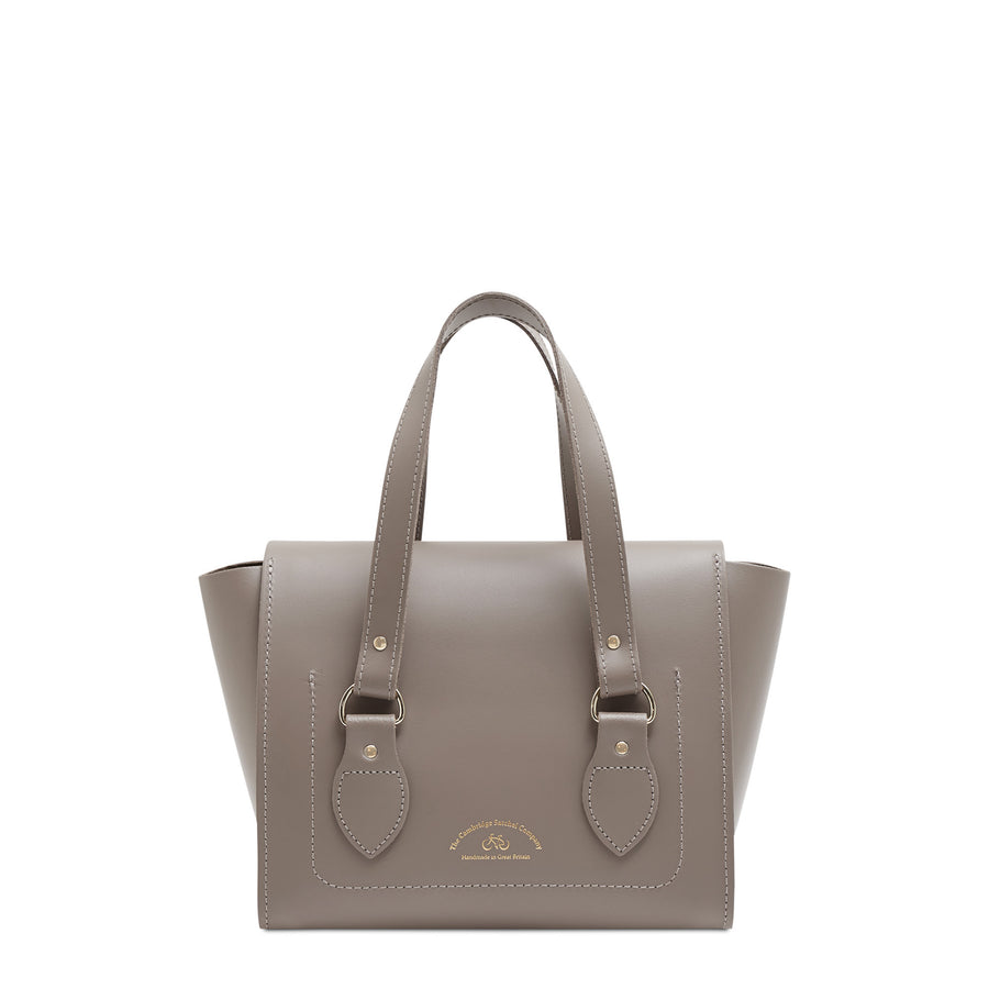 The Small Emily Tote - Mink