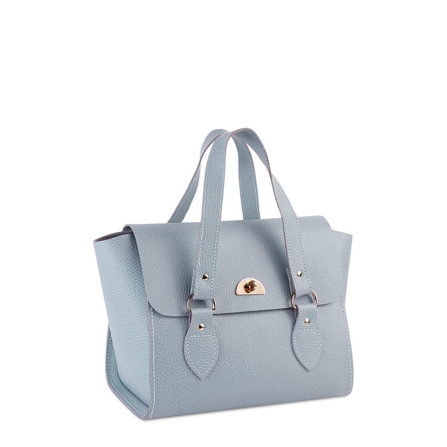 French Grey The Cambridge Satchel Company Women's Leather Handbag