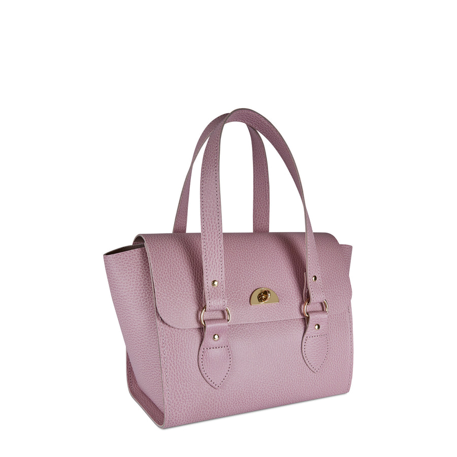 The Small Emily Tote - Light Lilac Celtic Grain | Cambridge Satchel