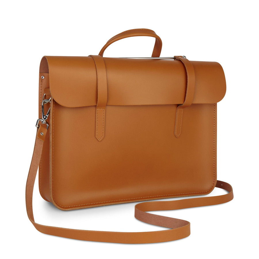 Folio in Leather - Canyon