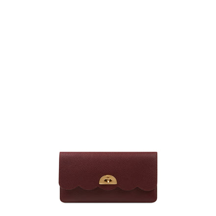 Oxblood Leather Cloud Purse The Cambridge Satchel Company