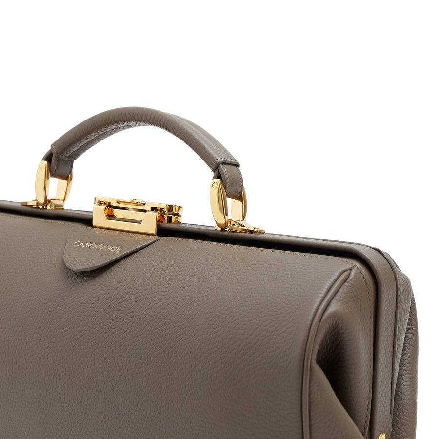 Doctors Bag - Birch Calf Grain