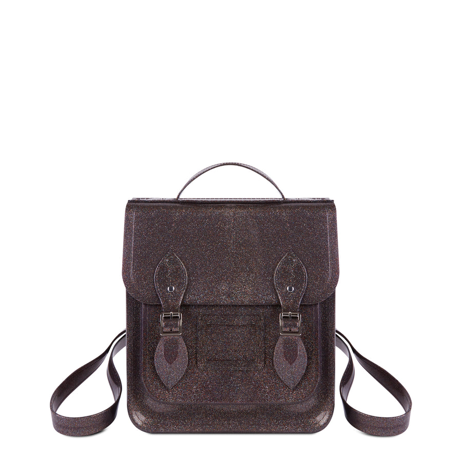 Cambridge Satchel X Melissa Portrait Backpack - Multi Glitter