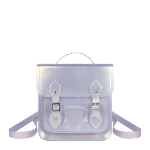 Cambridge Satchel X Melissa Portrait Backpack - Pearly Gold