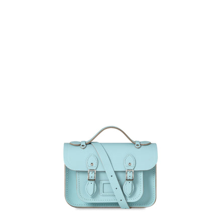The University of Cambridge Mini Satchel - Cambridge Blue - Cambridge Satchel