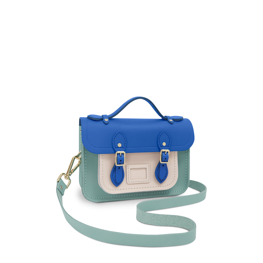 Magnetic Mini Satchel in Leather | Cambridge Satchel