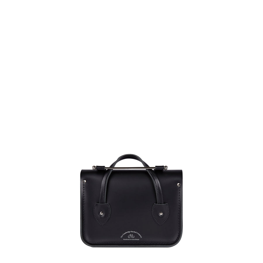 Melody Bag In Leather - Black - Cambridge Satchel
