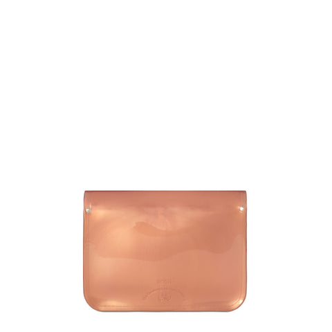 The 11 Inch Melissa x CSC Satchel - Rose Gold