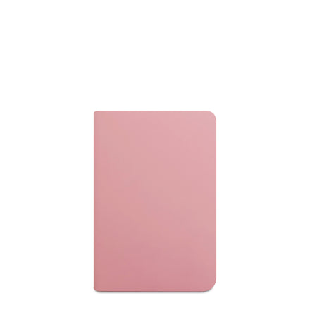 Pink Cambridge Satchel Leather A6 Notebook