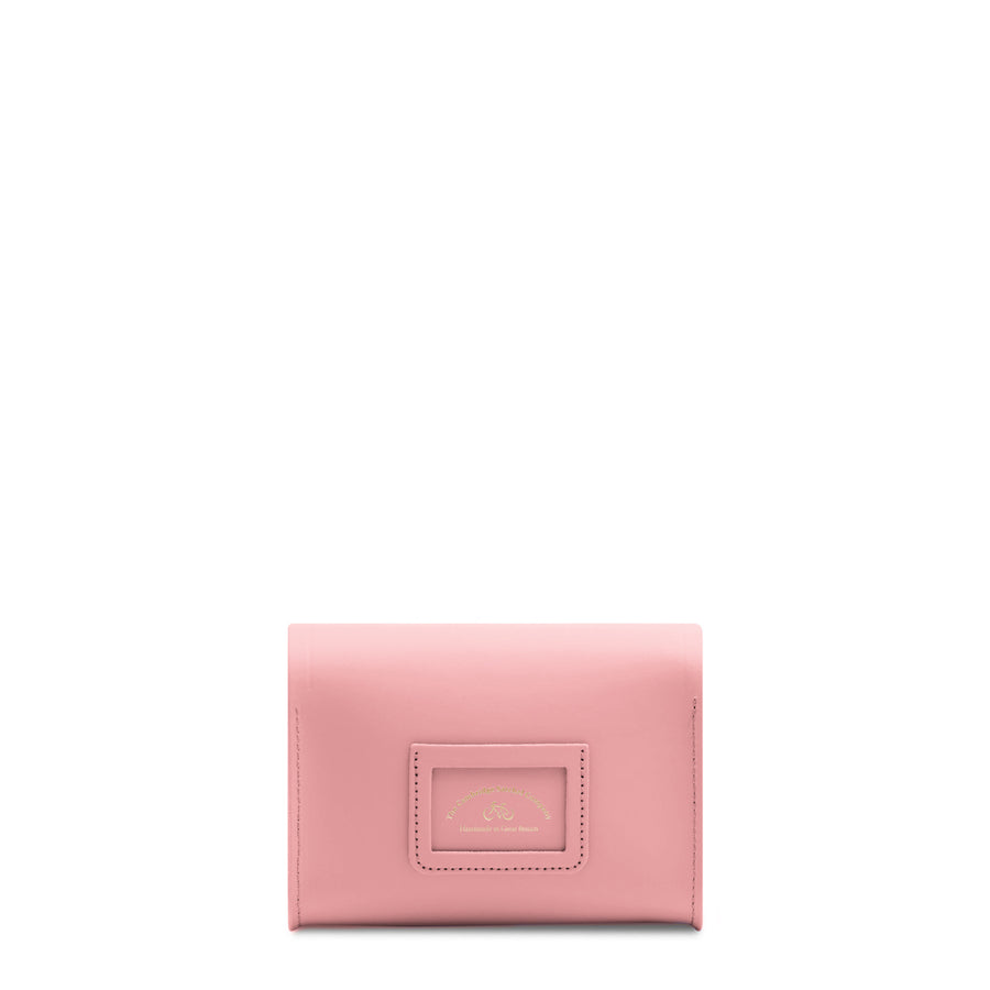 Push Lock in Leather - Rambling Rose Matte