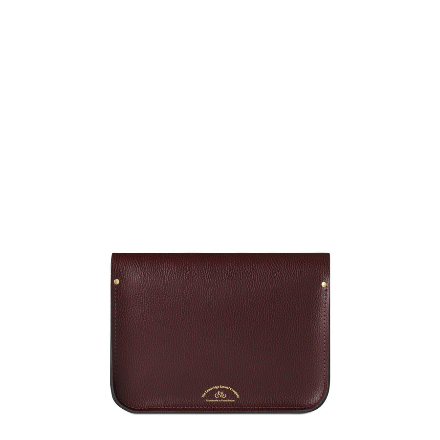 Oxblood CSC x QEST Leather The Cambridge Satchel Company Bag