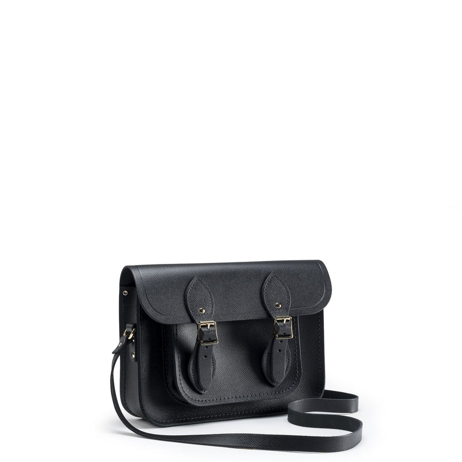 Black Leather The Cambridge Satchel Company Bag