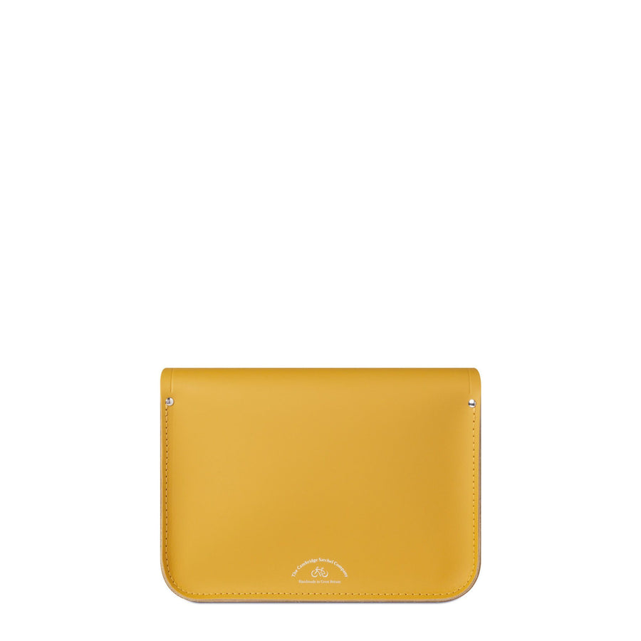 Yellow Cambridge Satchel Leather Cambridge Satchel Bag