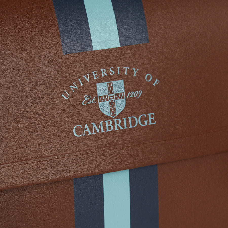 15 Inch University of Cambridge Satchel in Leather - Vintage - Cambridge Satchel