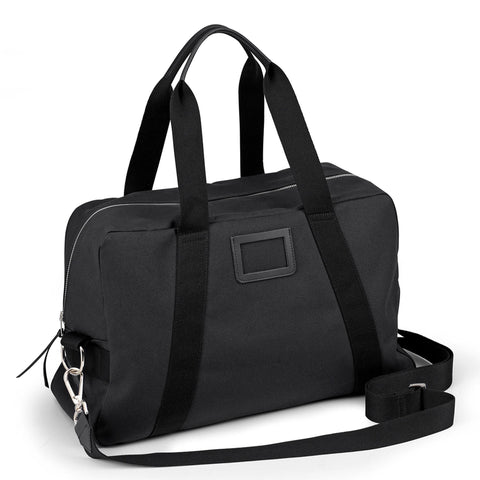 Canvas Weekend Bag - Black