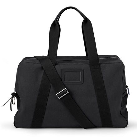 Canvas Weekend Bag - Black - Cambridge Satchel