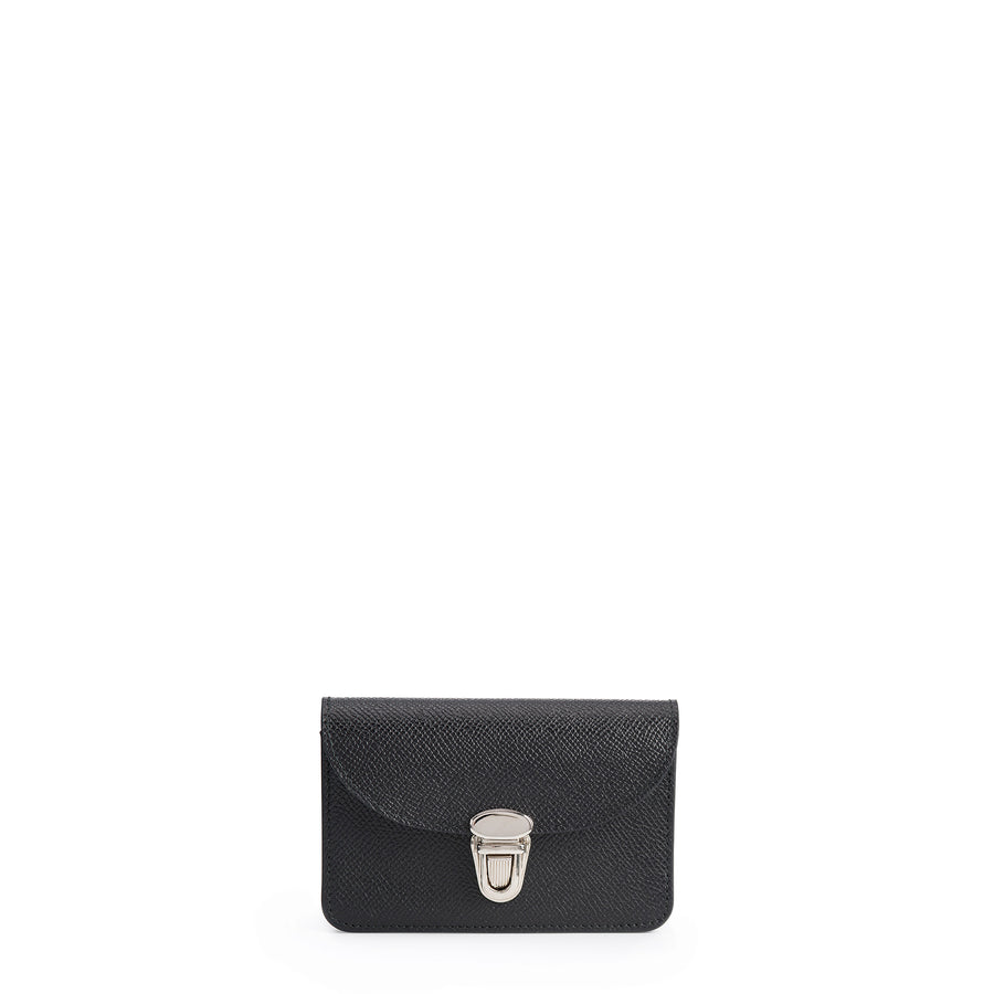 8fe7fd05b95370 The Small Push Lock Purse in Saffiano Leather – The Cambridge ...