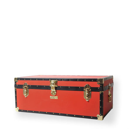 Steamer Trunk - Red