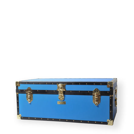 Steamer Trunk - Royal Blue