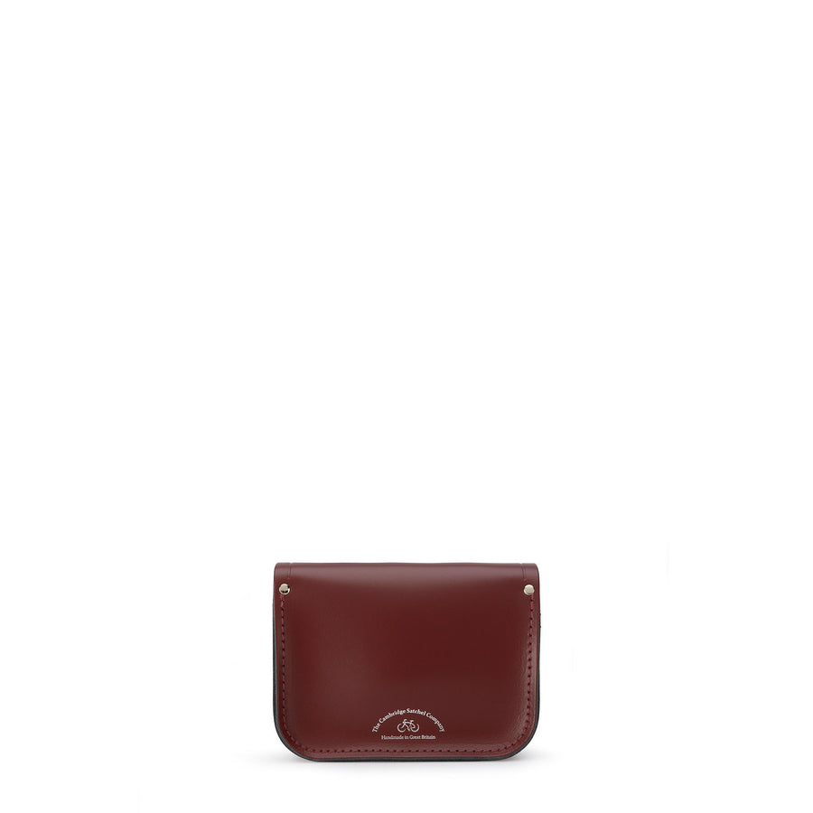 Tiny Satchel in Leather - Oxblood - Cambridge Satchel