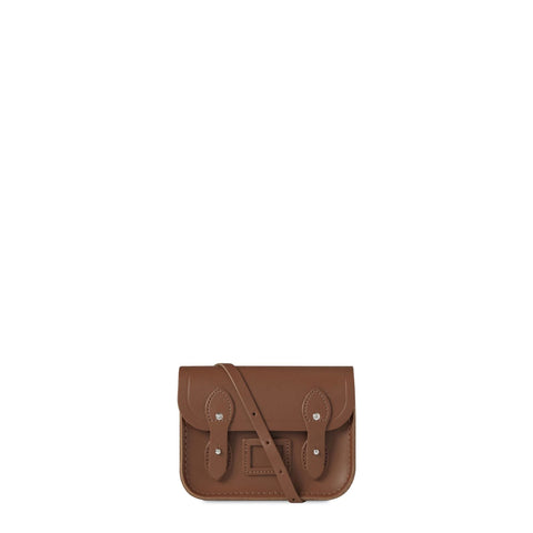 Tiny Satchel in Leather - Vintage - Cambridge Satchel