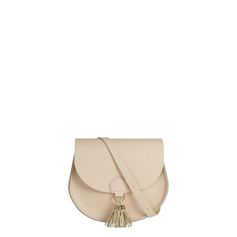 Tassel Bag in Leather - Sunkissed Split & Sunkissed Suede