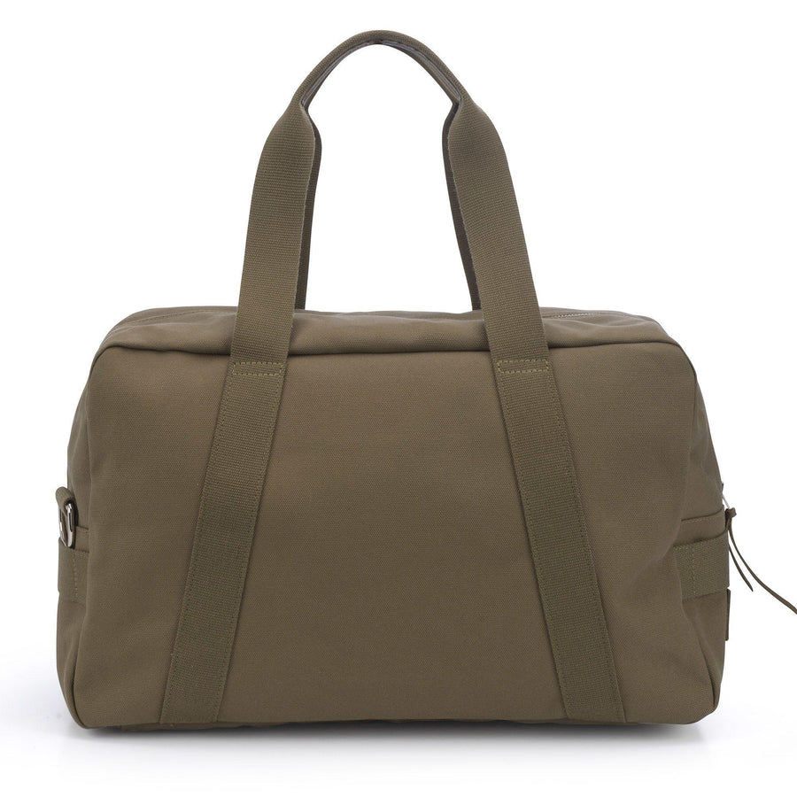 Canvas Weekend Bag - Khaki
