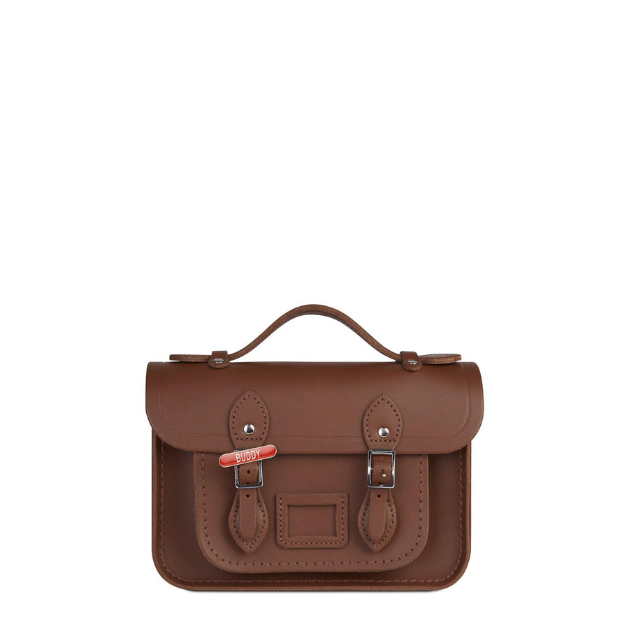 Buddy Badge - Red - Cambridge Satchel