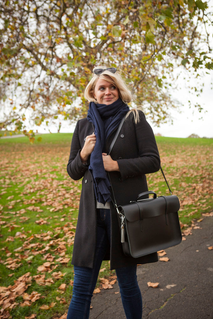 Cambridge Satchel - Christmas + Urban 'Family' Traditions