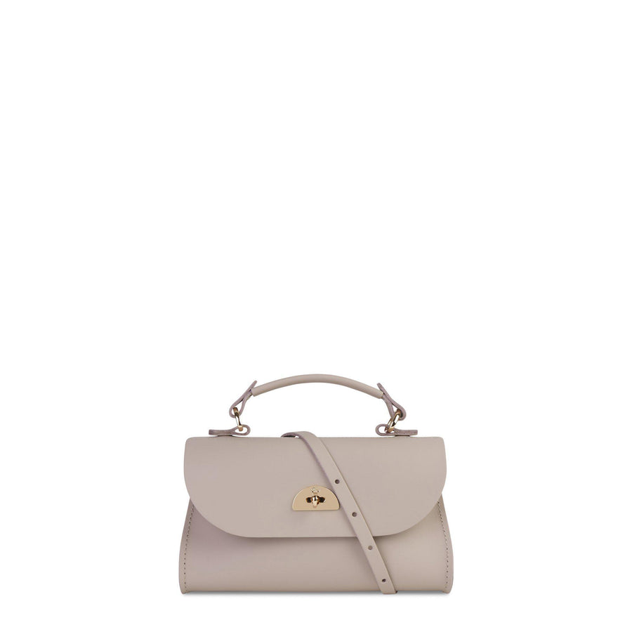 Mini Daisy Bag in Leather - Dusk Matte