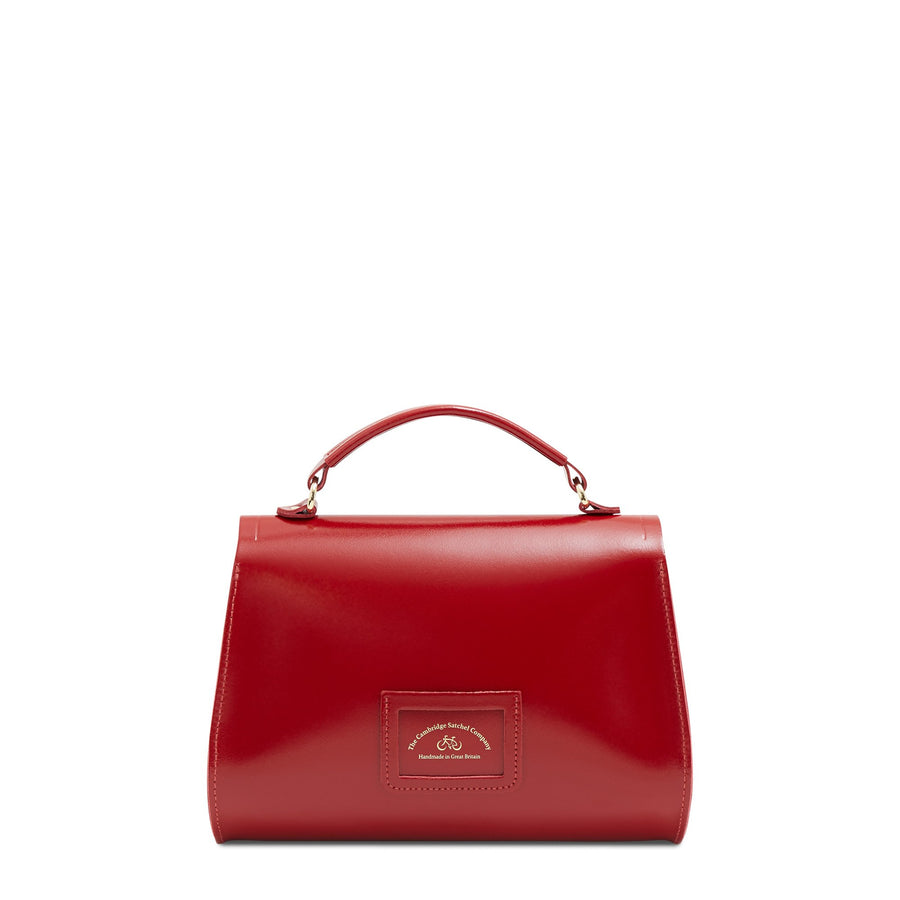 Poppy Bag in Leather - Glamour | Women's Leather Handbag