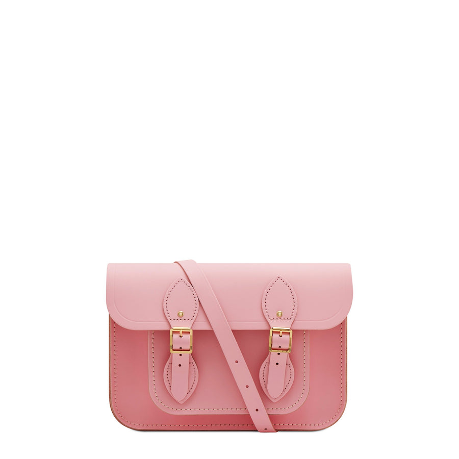 Pink Leather The Cambridge Satchel Company Bag
