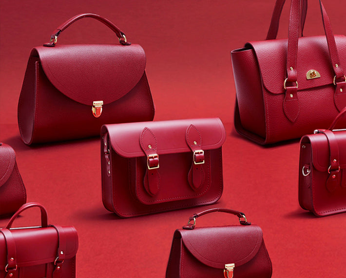 9768f0658fd5 The Cambridge Satchel Company   Leather bags handmade in the UK ...