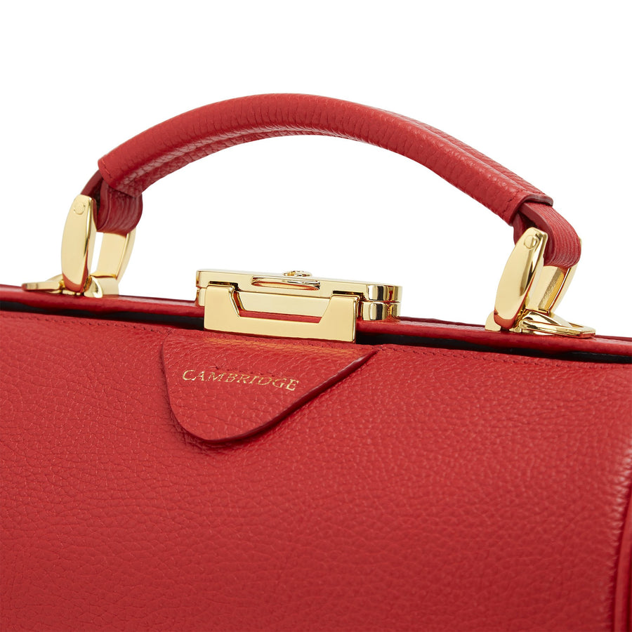 The Sophie - Shanghai Red Calf Grain