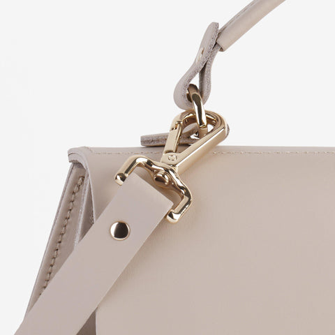 Daisy Bag in Leather - Dusk Matte