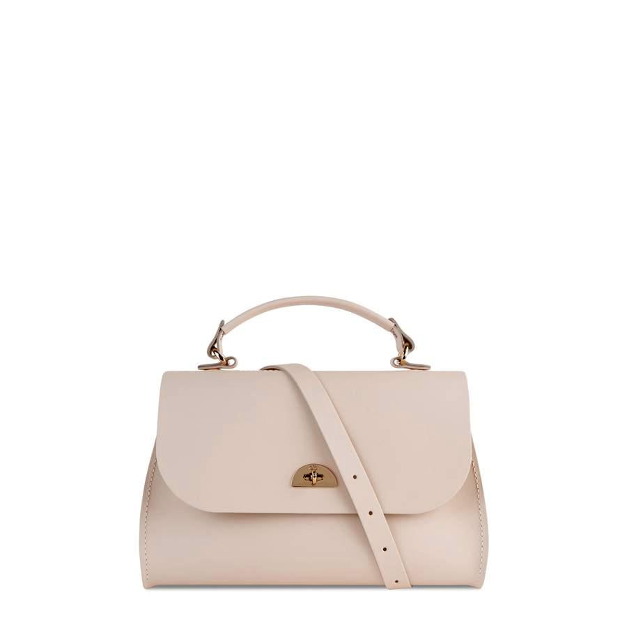 Daisy Bag in Leather - Dreamy Peony Matte | Cambridge Satchel