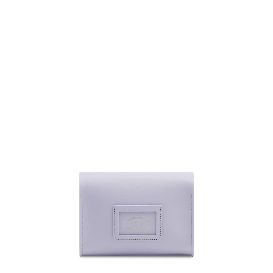 Push Lock in Leather - Parma Violet Matte