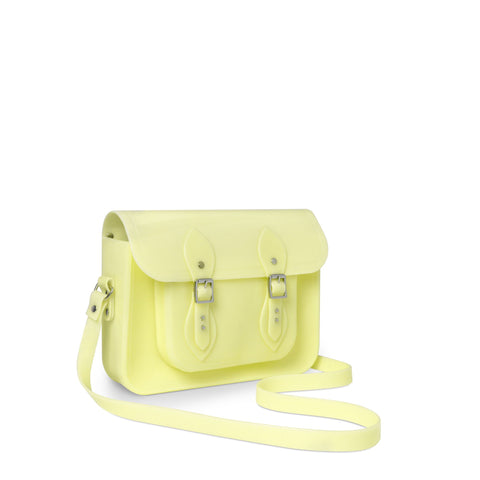 The 11 Inch Melissa x CSC Satchel - Glow In The Dark