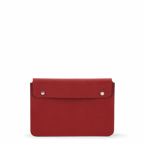 The iPad Air Case - Red Saffiano