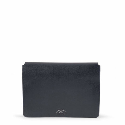 13 Inch Laptop Cover in Saffiano Leather