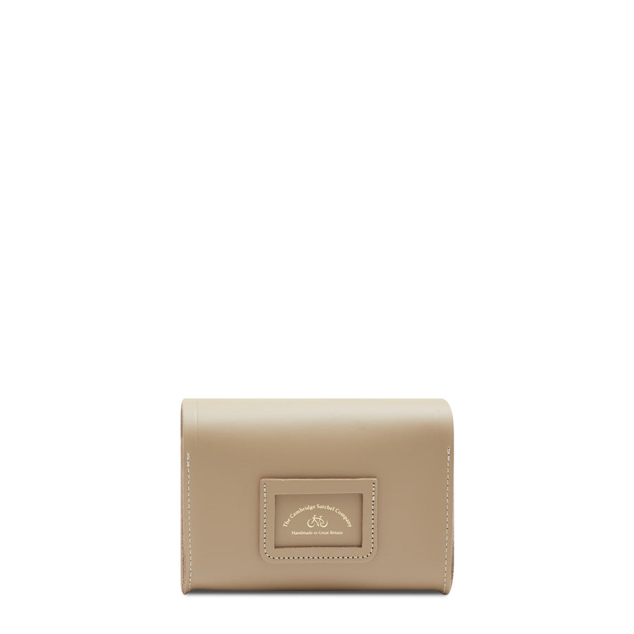 Push Lock in Leather - Sand