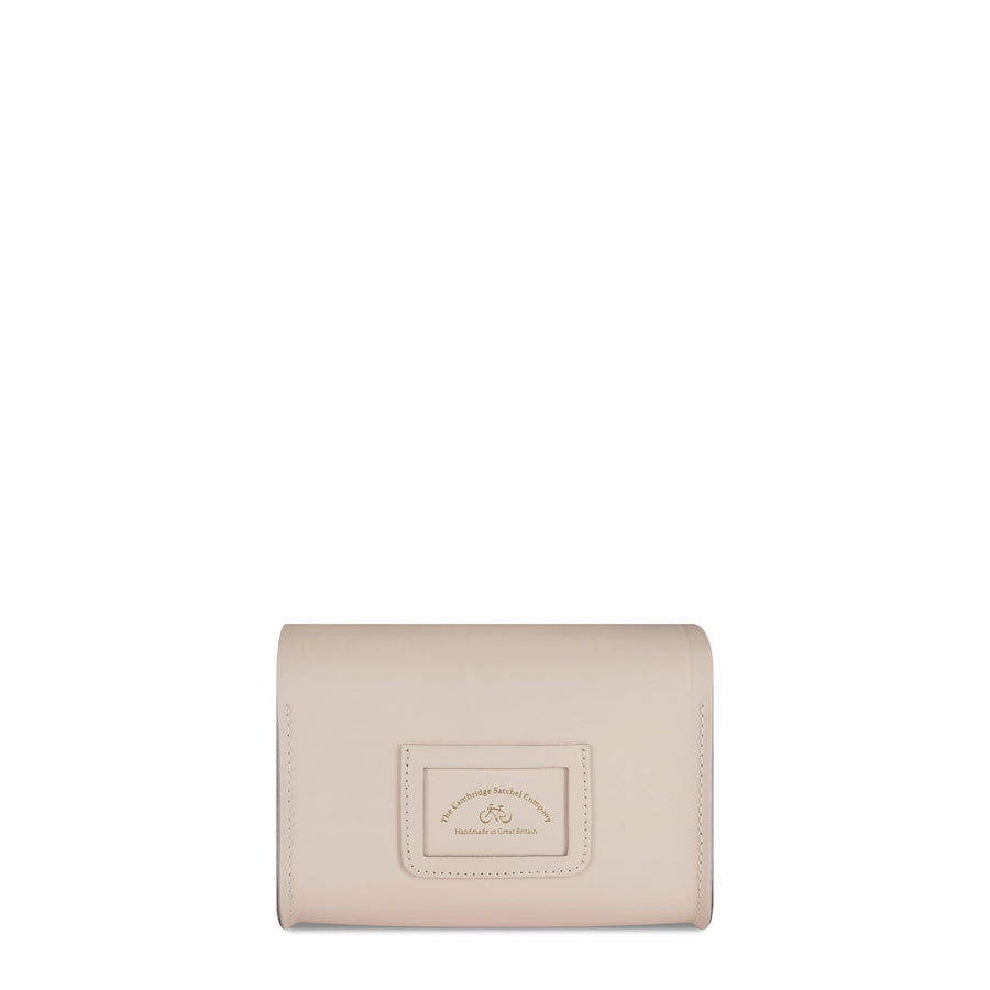 Push Lock in Leather - Dreamy Peony Matte