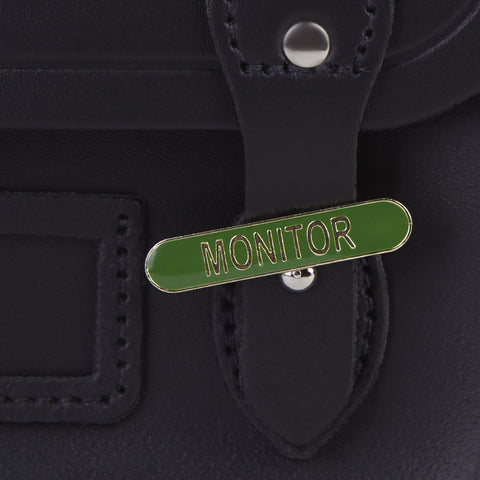 Monitor Badge - Green