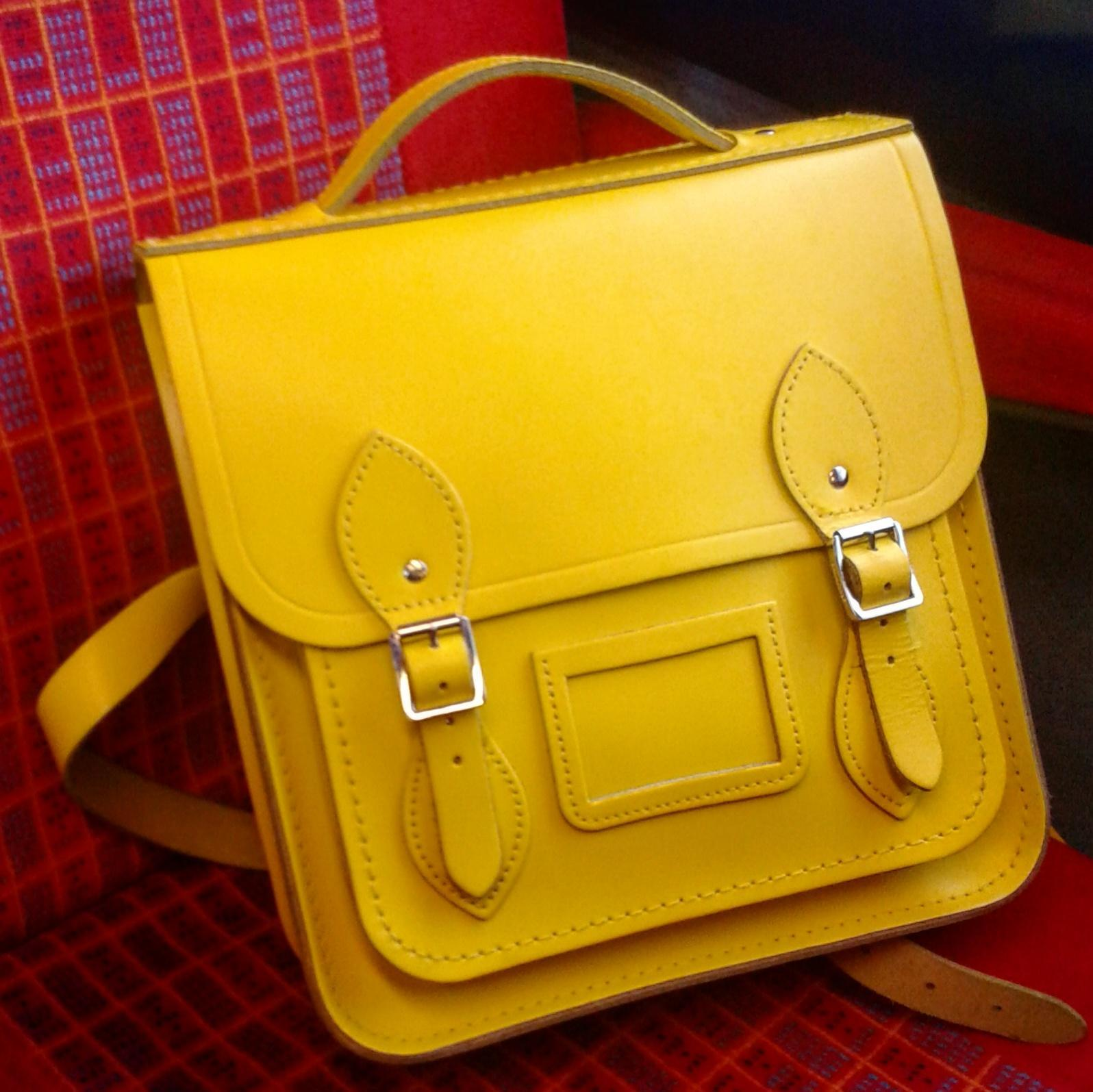 CSCStories - The Girl With The Yellow Bag By Dorothea Glenn