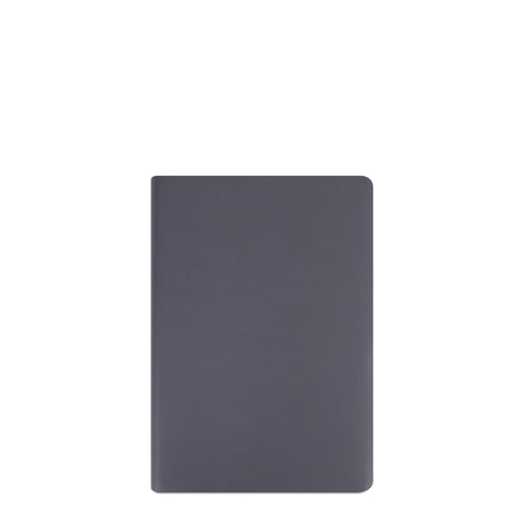 A5 Notebook in Leather - Dapple Matte