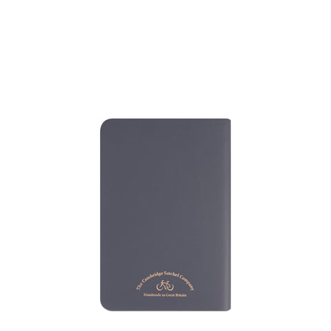 A6 Notebook in Leather - Dapple Matte