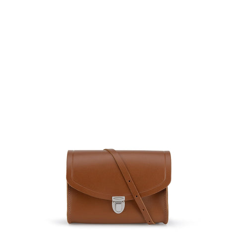 Push Lock in Leather - Vintage