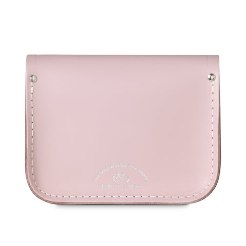 Tiny Satchel in Leather - Dusky Rose