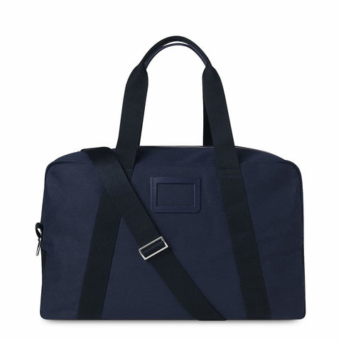 Canvas Weekend Bag - Navy